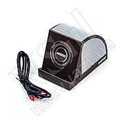 Колонка Bluetooth-Power Bank AKEKIO BT-A1 5000mAh (беспроводная зарядка) коричневая