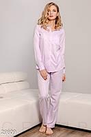 Полосатая женская пижама Gepur 29809