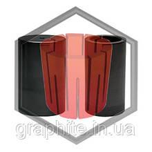 Тигель графитовый INDUTHERM VC400