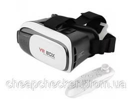 Очĸи Віртуальної Реальності Для Мобільного VR BOX З Пультом