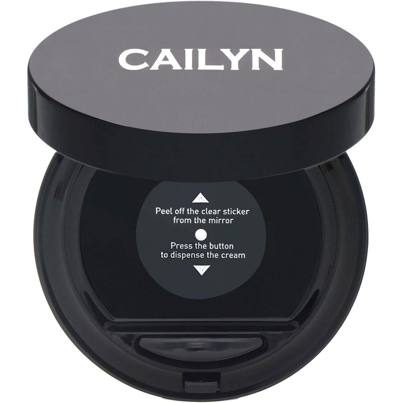 Cailyn, BB Fluid Touch Compact, Foundation + Corrector + Brightener + Moisturizer, 02 Sandstone, .53 oz (15 g)