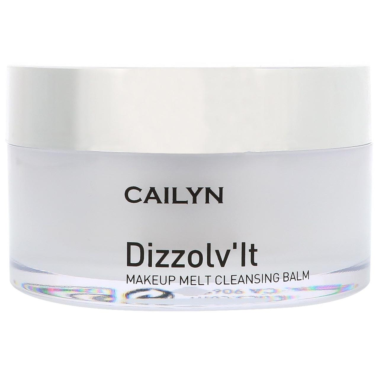Cailyn, Dizzolv'It, Makeup Melt Cleansing Balm, 50 g (1.7 oz)