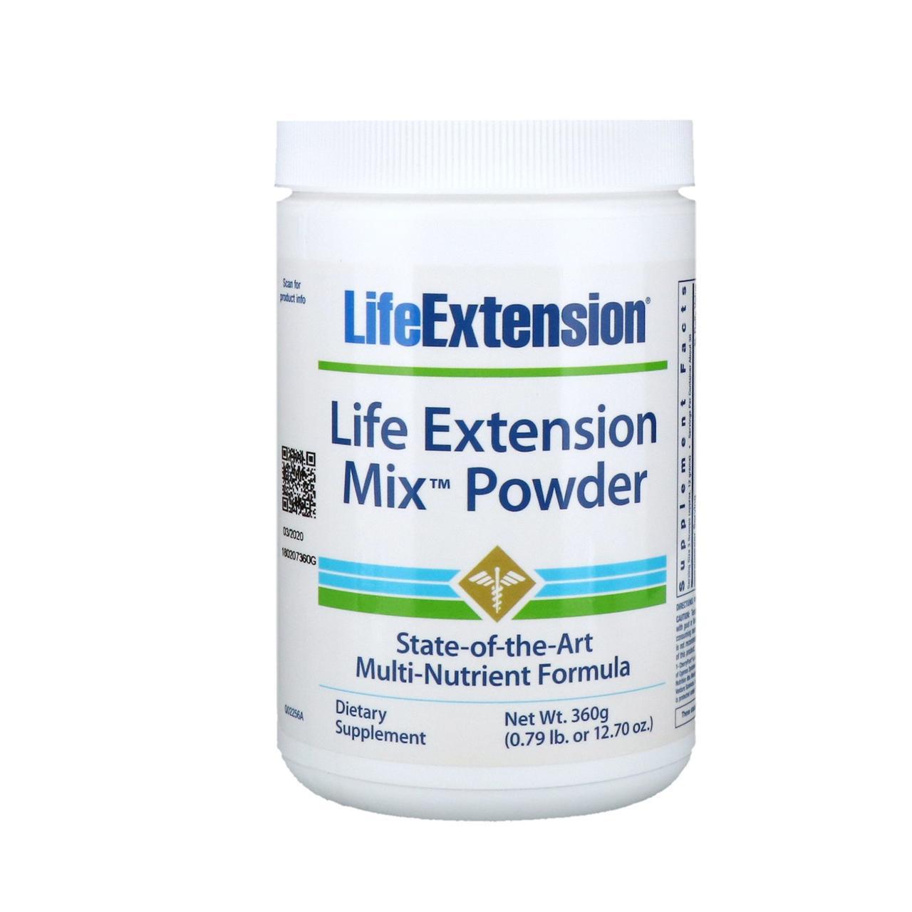 Life Extension, Порошок-микс, 12,70 унц. (360 г)