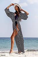 Пляжная туника-макси Gepur 30615