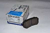 Konner KPR-1GA00 Тормозные колодки (задние) Hyundai Accent, i30, ix35, Sonata, Kia Ceed 58302-1GA00