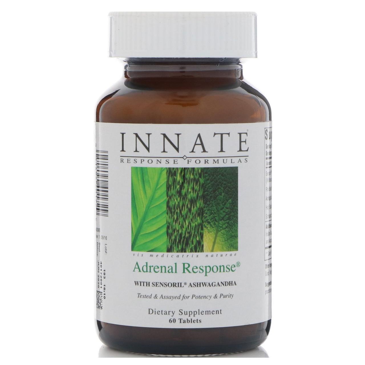 Innate Response Formulas, Adrenal Response, 60 таблеток