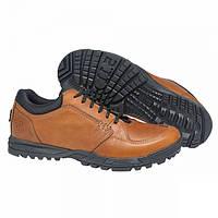 Ботинки трекинговые 5.11 Pursuit Lace Up Shoe Brown, фото 1