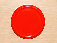 Крышка закаточная твист-офф размер 82 мм красная, фото 1