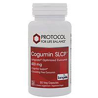 Protocol for Life Balance, Curcumin SLCP, Longvida Optimized Curcumin, 400 mg, 50 Veg Capsules
