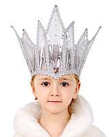 Корона Снежной Королева
