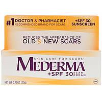 Mederma, Scar Cream, +SPF 30, 0.70 oz (20 g)