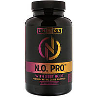 Zhou Nutrition, N.O. PRO With Beet Root, 120 Veggie Capsules
