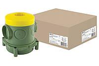 Установочная коробка СП 82х80х91,5мм, для заливки в бетон, TDM