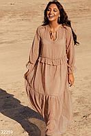 Платье в бохо-стиле Gepur 32259