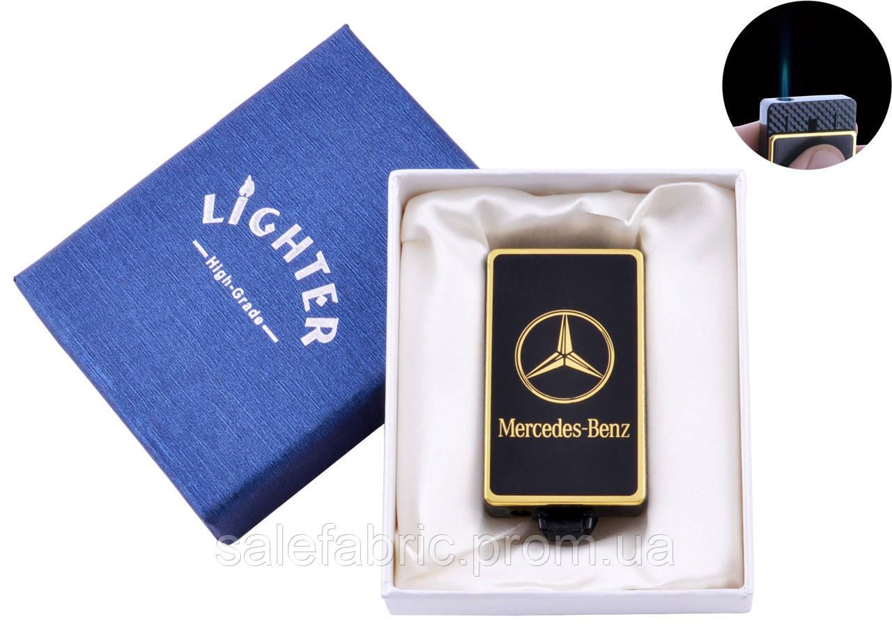 Зажигалка в подарочной коробке Mercedes-Benz (Острое пламя) №XT-64-3