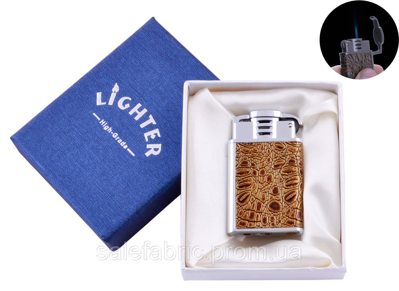 Зажигалка в подарочной коробке Lighter (Острое пламя) №XT-66-4