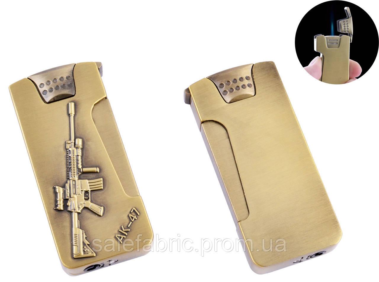 Зажигалка карманная Оружие (Острое пламя) №4909