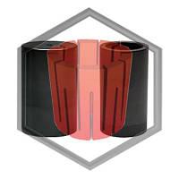 Тигель графитовый INDUTHERM VC500, фото 1