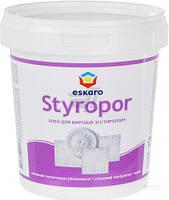 Клей для потолочных плит STYROPOR 1 кг