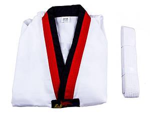 Кимоно тхеквондо WTF, 120-160 см, фото 3