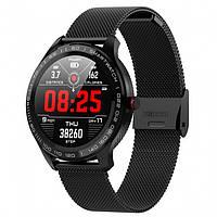 Смарт-часы Smart Watch 43 black steel