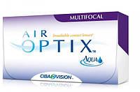 Мультифокальные контактные линзы AIR OPTIX AQUA MULTIFOCAL