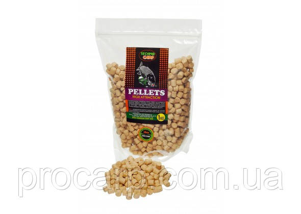 "Flavored Carp Pellets Sweetcorn"" 10mm"