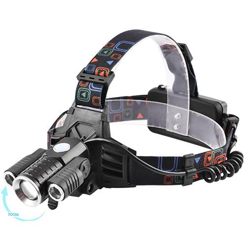 Налобный фонарь Police W602-T6