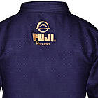 Кимоно для Джиу-Джитсу Fuji All Around Темно-Синее, фото 3