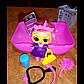 L.O.L. Кукла Surprise 20, с волосами O M G средняя капсула ,(Реплика) Фото живое 0611-6, фото 4
