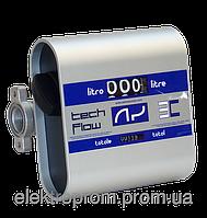 TECH FLOW 3C - Механический счетчик расхода дизельного топлива, Adam Pumps (Италия)