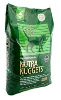 Nutra Nuggets Indoor Hairball 10кг-корм с выведением шерсти для домашних котов