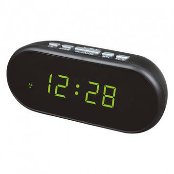 Електронні цифрові годинник VST 712 Чорні (hub_DUQq62859)