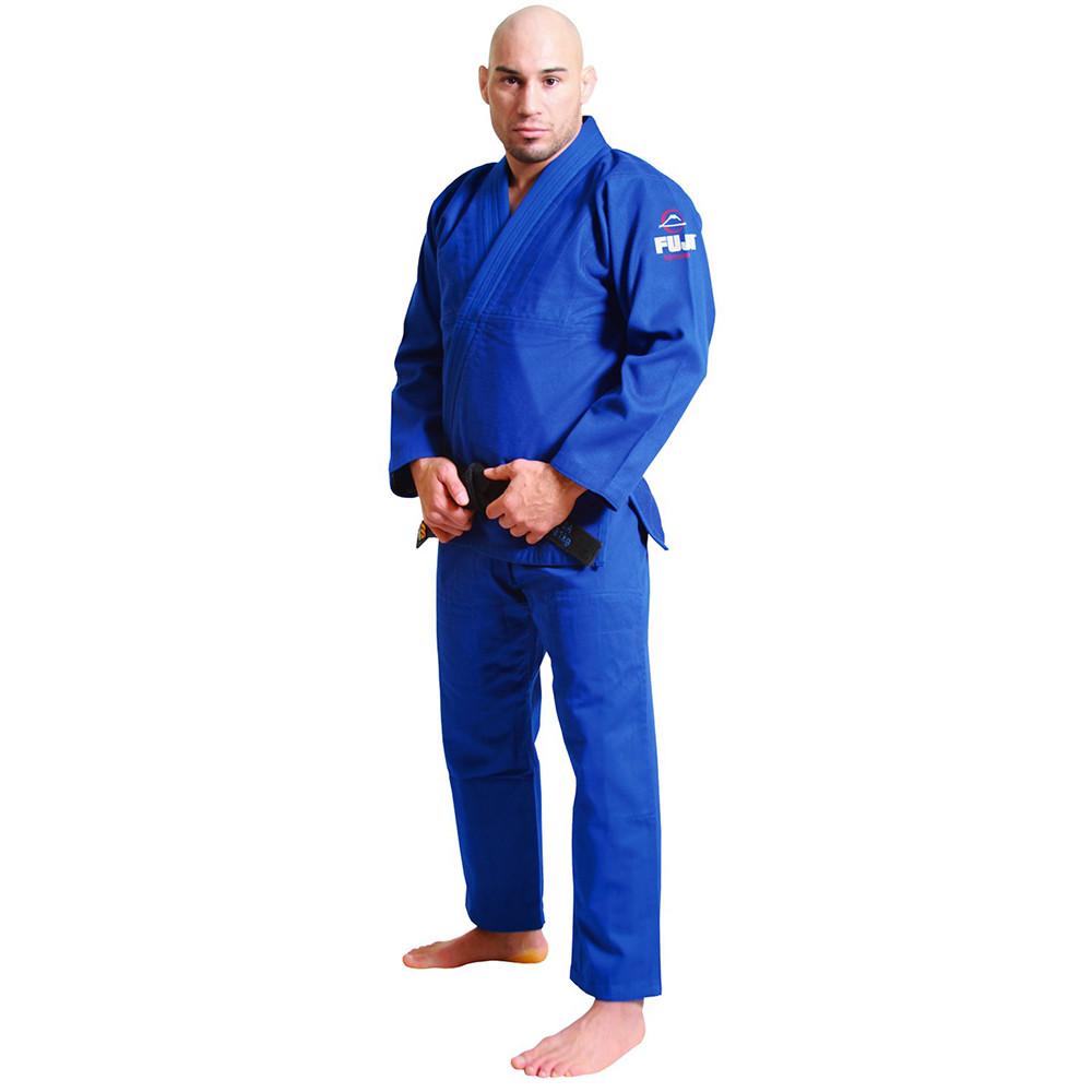 Кимоно для Джиу-Джитсу Fuji All Around Синее