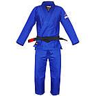 Кимоно для Джиу-Джитсу Fuji All Around Синее, фото 4