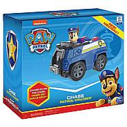 Paw PatrolЩенячий патруль Чейз гонщикна полицейской машине от spin master, фото 3