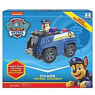 Paw PatrolЩенячий патруль Чейз гонщикна полицейской машине от spin master, фото 5