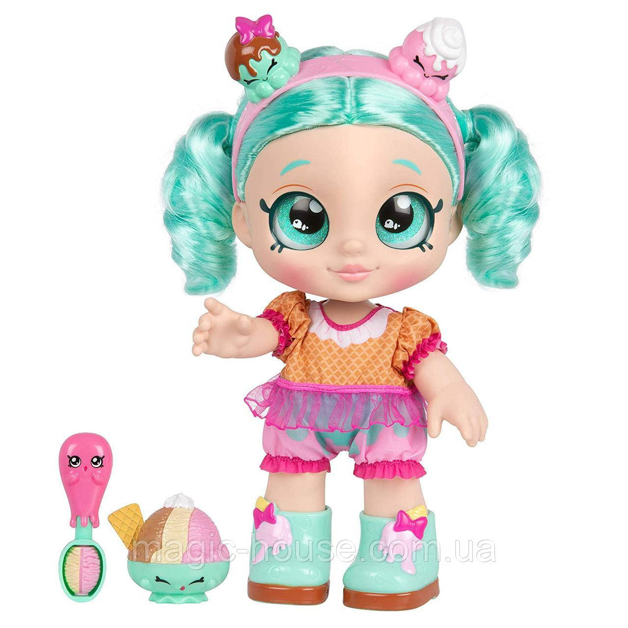 Kindi Kids лялька Peppa-Mint Кінді Кидс Крихта Пеппа Мінт від Moose
