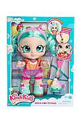 Kindi Kids лялька Peppa-Mint Кінді Кидс Крихта Пеппа Мінт від Moose, фото 2