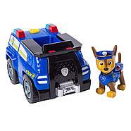 Paw Patrol Щенячий патруль Чейз гонщик на полицейской машине, фото 3