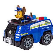 Paw Patrol Щенячий патруль Чейз гонщик на полицейской машине, фото 4
