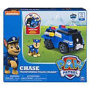 Paw Patrol Щенячий патруль Чейз гонщик на полицейской машине, фото 5
