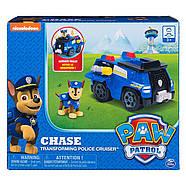 Paw Patrol Щенячий патруль Чейз гонщик на полицейской машине, фото 6
