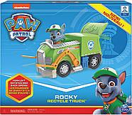 Paw Patrol Щенячий патруль  Рокки и  вилочный погрузчик ОРИГИНАЛ   Paw Patrol Rocky's, фото 7