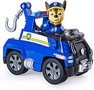 Paw PatrolЩенячий патруль Чейз на полицейском эвакуаторе  от spin master, фото 3