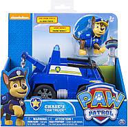 Paw PatrolЩенячий патруль Чейз на полицейском эвакуаторе  от spin master, фото 4