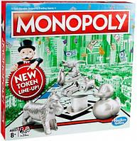Монополия, классическая настольная игра, Monopoly, Hasbro