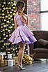 Платье женское, глубокое декольте, расклешенный низ 42, 44, 46, 48, фото 4
