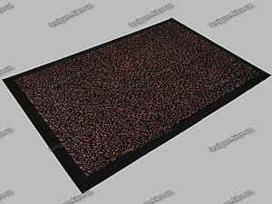 Грязезащитный ковер Париж коричневый 60х90см
