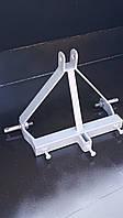 Сцепка трехточечная на мототрактор, фото 1